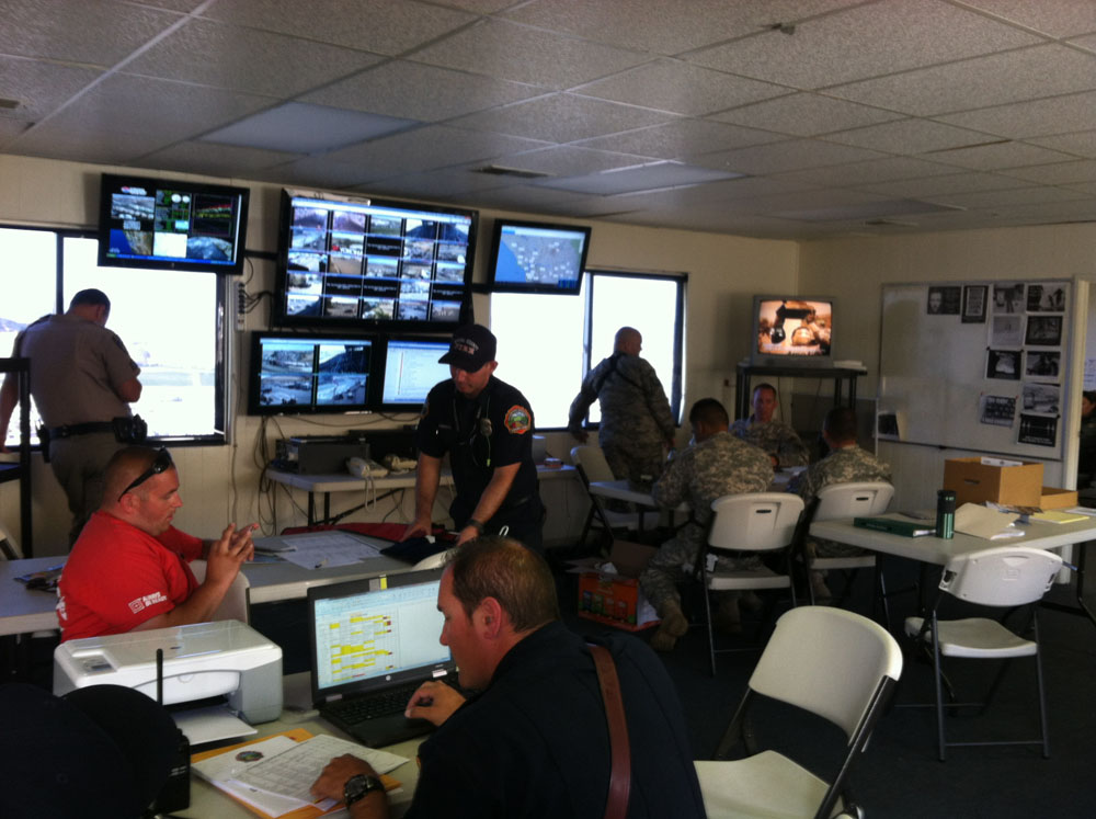Fire Safe Sonoma Command Center